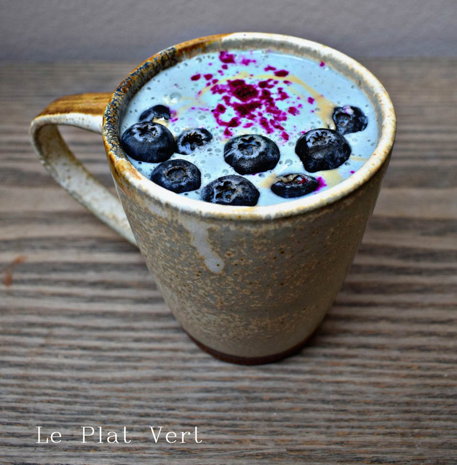 Smoothie Blueberry Blue